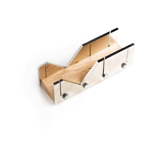 wood and metal flooring tool