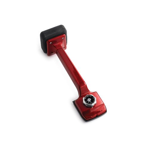 red metal carpet edger