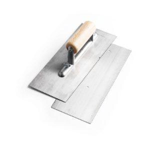 10065P Spreader Handle | Wooden Spreader Handle | Adhesive Spreader