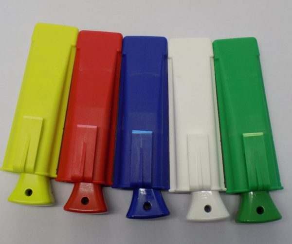 Coloured Janser Dolphin Knife Handle | Green | White | Blue | Red | Yellow